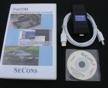 FoCOM diagnosesoftware Ford