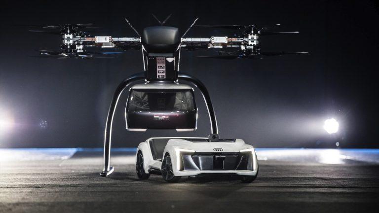 audi drone taxi