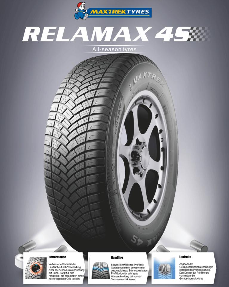 Maxtrek 42 Relamax vierseizoenen