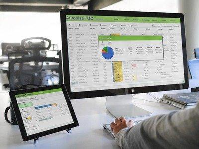 AutomaaT Snelstart garagesoftware koppeling