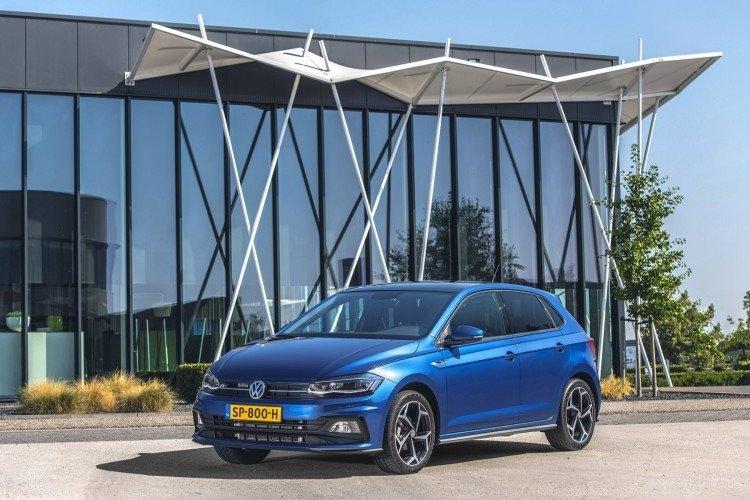 VW Polo Pro Line