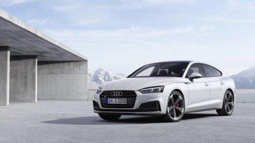 Audi S5 TDI-power