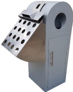 Multibox stofzuigplaats ERGOX