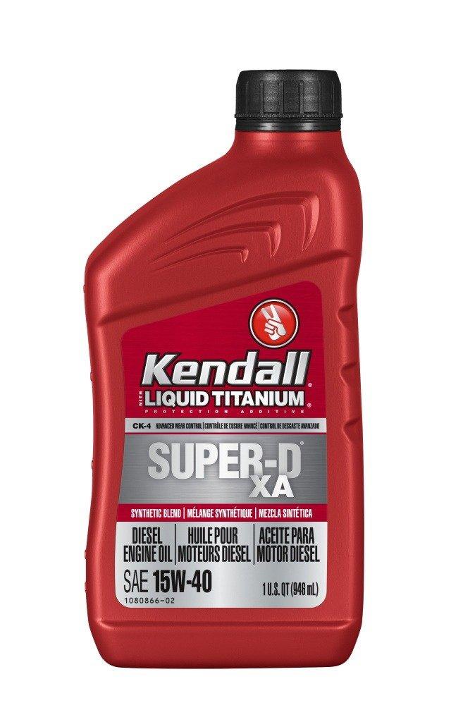 Kendall Semisynthetische olie
