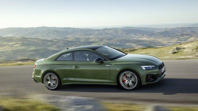 Audi twee kleuren