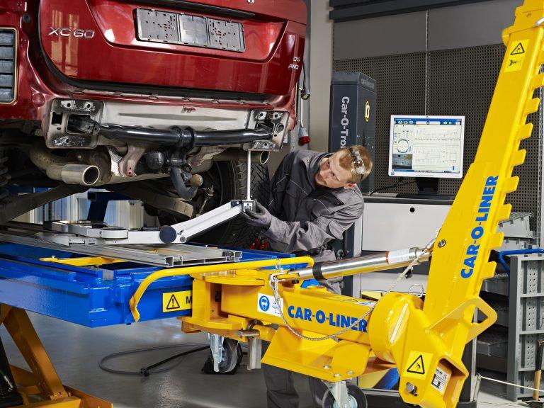 car o liner 524 12, bench rack